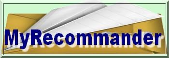 MyPetitesRecommander - Pour que vos visiteurs puissent recommander votre site