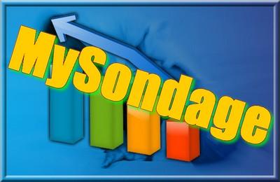MySondage - Placez un sondage sur votre site